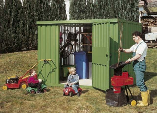 Container - Container garten ...