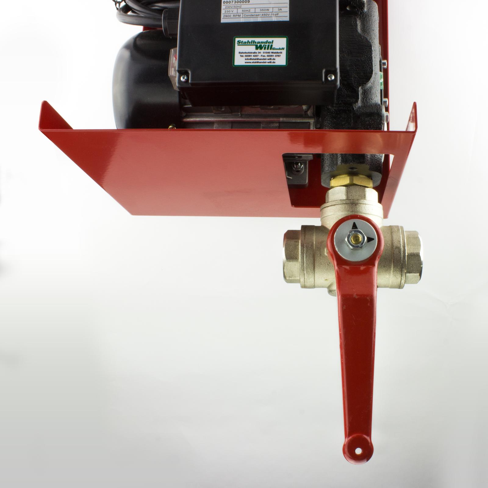 Kugelventil f r pumpe dieselpumpe doppeltank ltank for Gartenpool mit pumpe