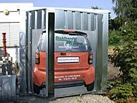 stahlhandel  gmbh smart garage