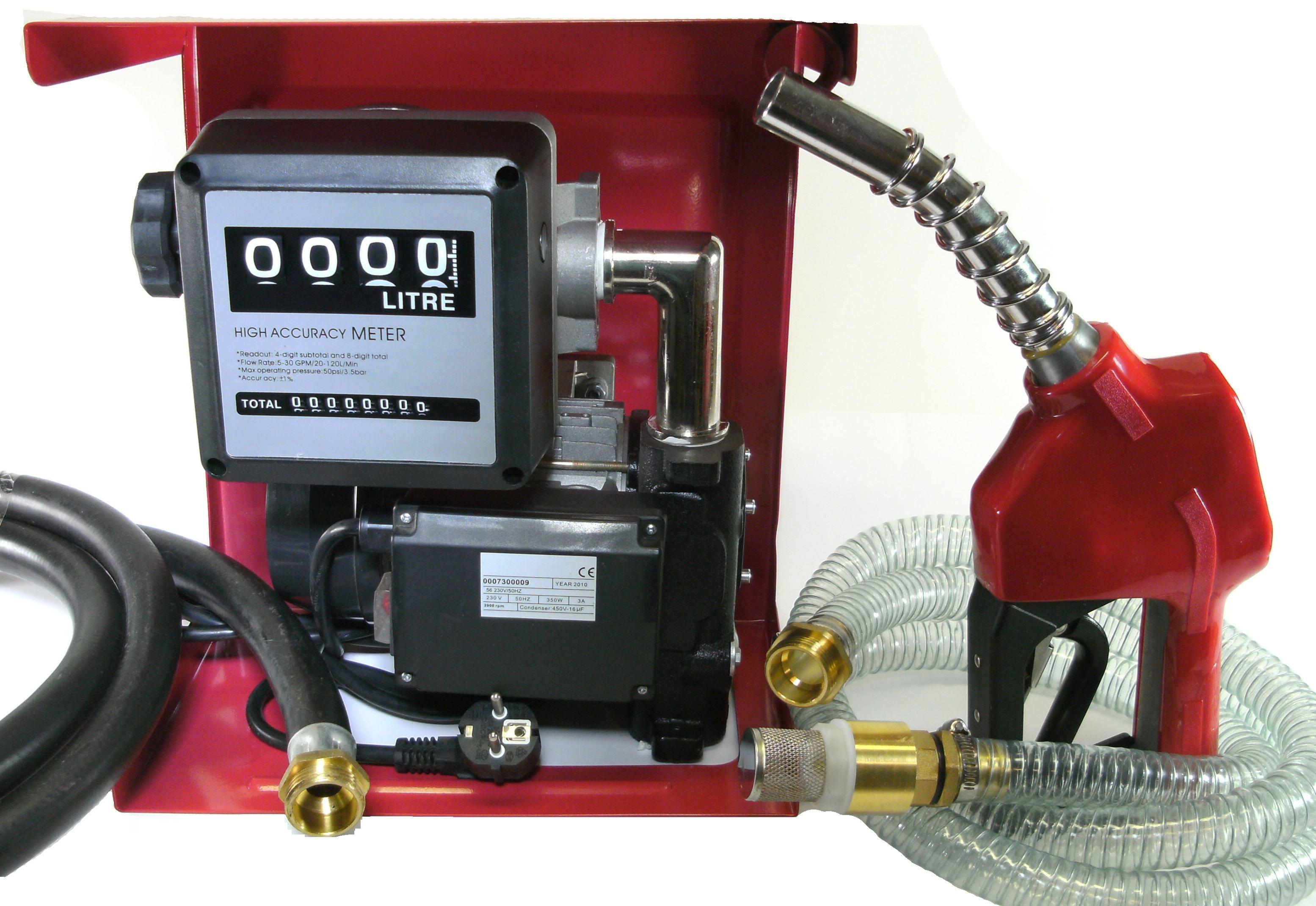 Piusi Pumpe 230 Volt Dieselpumpe aus Deutschland Ventil Diesel Tankstellen
