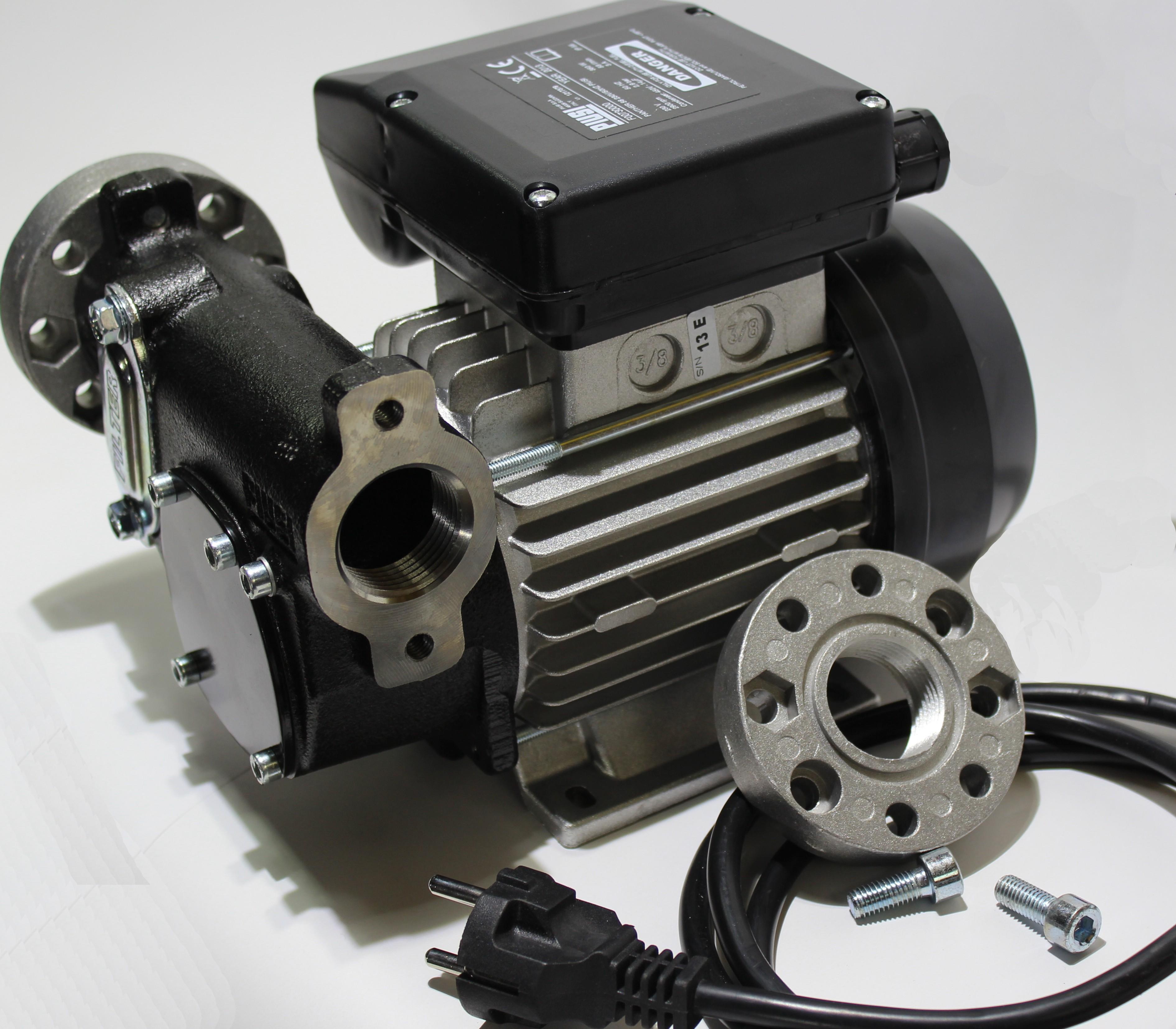 1stk 230 volt piusi pumpe dieseltank pumpen diesel for Teichfische ohne pumpe